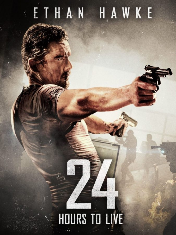 24 Hours To Life Blue-ray | Review